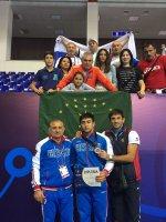Поздравляем с Победой в Первенстве мира по спортивной борьбе Шебзухова Али!