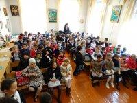 «День открытых дверей» в Доме детского творчества