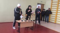 Первенство района по баскетболу среди юношей и девушек, посвященное 74-й годовщине освобождения Карачаево-Черкесии от немецко-фашистских захватчиков