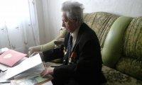 Устный журнал «Дорога жизни», с приглашением блокадника Ленинграда Цеева-Жданова В.С.