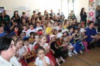 Праздник в детском саду ко Дню 8 Марта