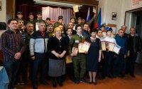 Четвертый районный конкурс «Молодой Защитник Отечества»