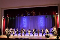 Новогодняя Ёлка Главы администрации Адыге-Хабльского района