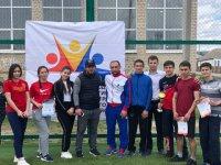 Первый муниципальный этап Всероссийского фестиваля «Игры отважных»